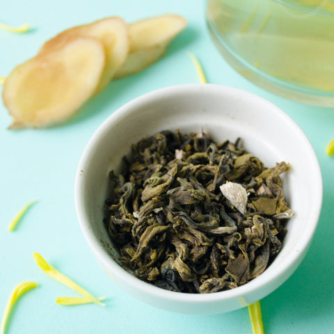 Himalyan Ginger Green Tea