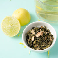 Himalyan Lemon Mint Green Tea