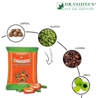 Chakaash - Chyawanprash Toffee (Pack of 50 toffees X 2)