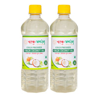 Virgin Coconut Oil (Pack of 2)