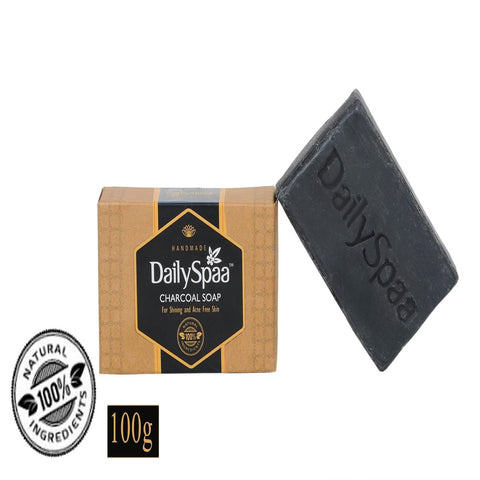 Charcoal Soap (Pack of 2)