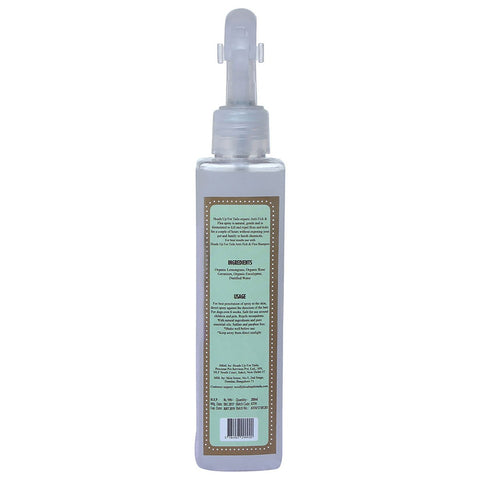 Chemical-Free Organic Anti Flea And Tick Spray