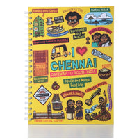 Exercise Book (Ruled) - Chennai
