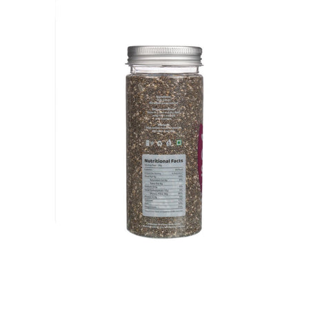 Chia Seeds - Pack of 2, 2 x 180 g