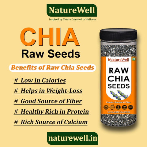 Chia Seeds (Raw) for Weight Loss