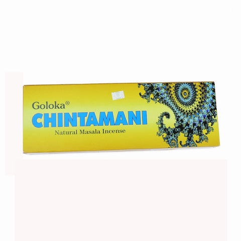 Chintamani Natural Masala Incense Sticks (250 Grams Pack)