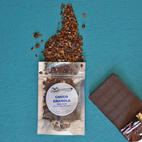 Zero Preservatives Choco Granola With Nuts