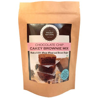 Chocolate Chip Cakey Brownie Mix