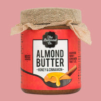 Cinnamon Honey Almond Butter