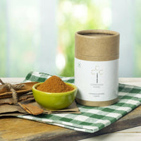 Cinnamon Powder (Wellness) Organic 100g  (Pack of  2)