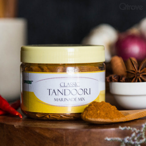 Homemade Classic Tandoori Marinade Mix