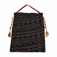 Clean Planet Handcrafted Sambalpuri Ikat Potl_11
