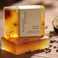 Clove & Tea Tree Purifying Handmade Soap