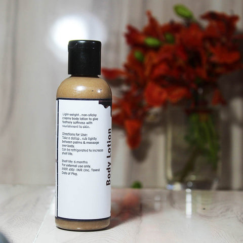 Cocoa whipped body lotion – Intensive glow