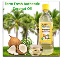 Coconut Oil (Cold Wood Pressed)