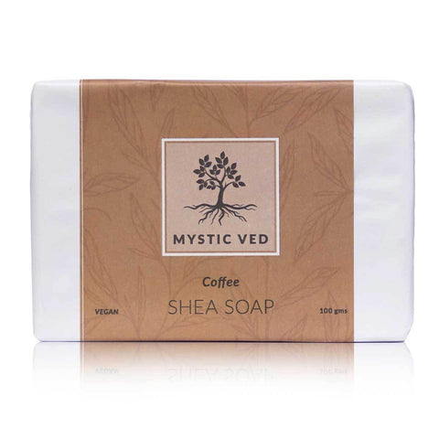 Coffee Shea Soap