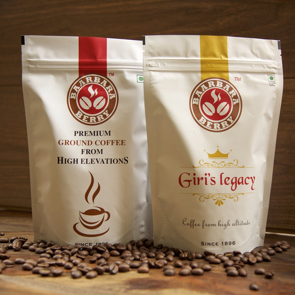 Giri's Legacy And Premium Filter Coffee Combo at Qtrove
