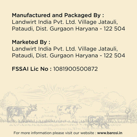 Gourmet Combo (Pure Cow Ghee And Multi Floral Natural Honey)