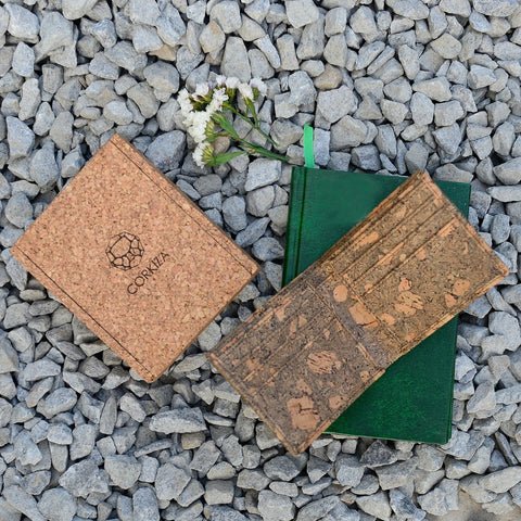 Handcrafted Cork Leather Wallet