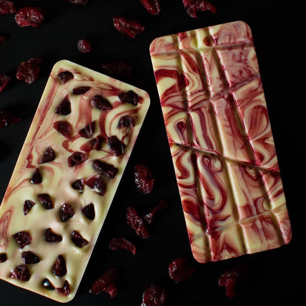 Cranberry & White Chocolate Bar at Qtrove