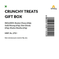 Crunchy Treats Gift Box