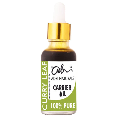 Curry Leaf Oil (100% Pure & Natural) - 30ml
