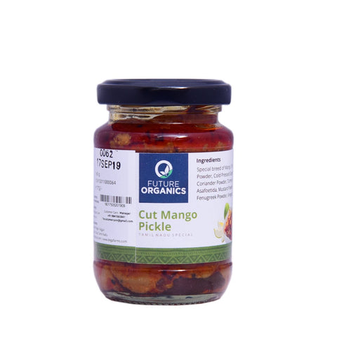Cut Mango Pickle (Pack Of 2)