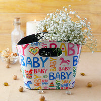 Baby Hamper Multipurpose Container
