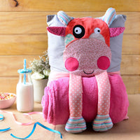 Swaddle Set - Cow