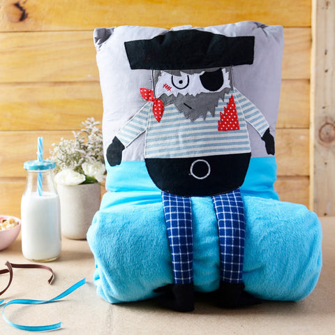Swaddle Set - Pirate
