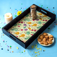 Handcrafted Tooti Frooti Large Tray
