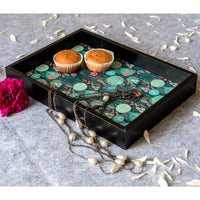 Handcrafted Scenic Small Tray