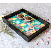 Handcrafted Cosmic Small Tray