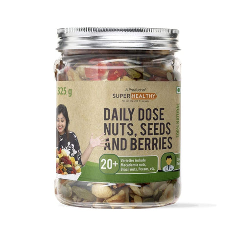 Daily Dose (Nuts, Seeds & Berries )