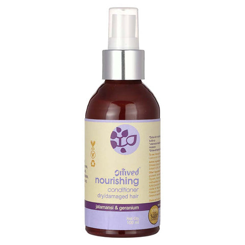 Nourishing Conditioner with Jatamansi & Geranium for Dry / Damaged Hair