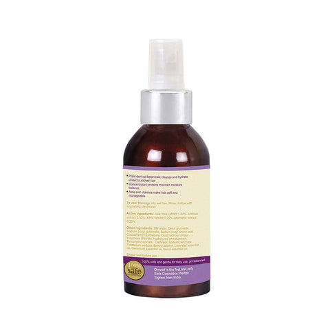 Hydrating Shampoo with Jatamansi & Geranium for Dry / Damaged Hair