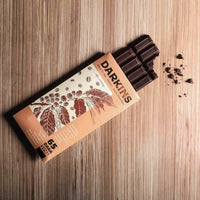 65% Dark Chocolate With coffee (Vegan & Gluten free)