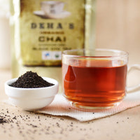 Organic CTC Black Tea