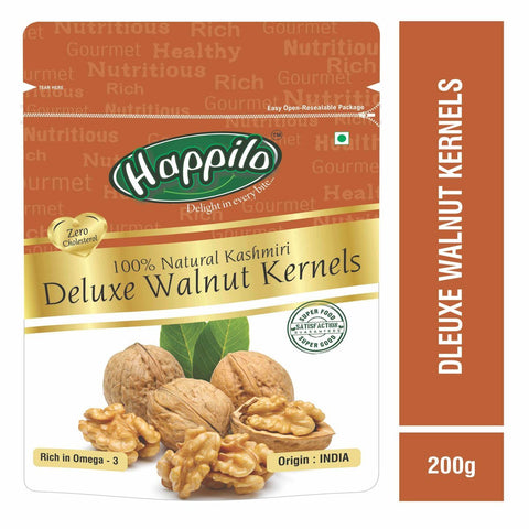 Deluxe 100% Natural Kashmiri Walnut Kernels