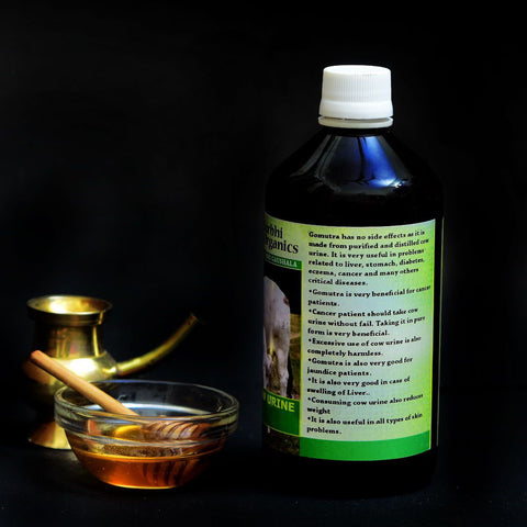 Desi Gau-Ark (Distilled Desi Cow Urine) – Qtrove