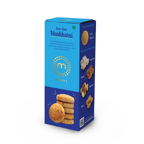Desi Ghee Nankhatai (Pack of 2 )