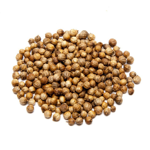 Natural Coriander Seeds / Dhaniya Whole ~ (Sun dried Seeds) 300 gm