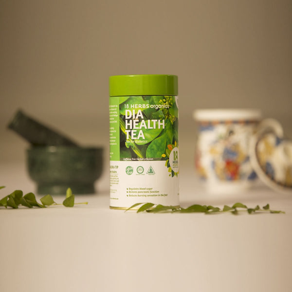 Dia Health Tea at Qtrove