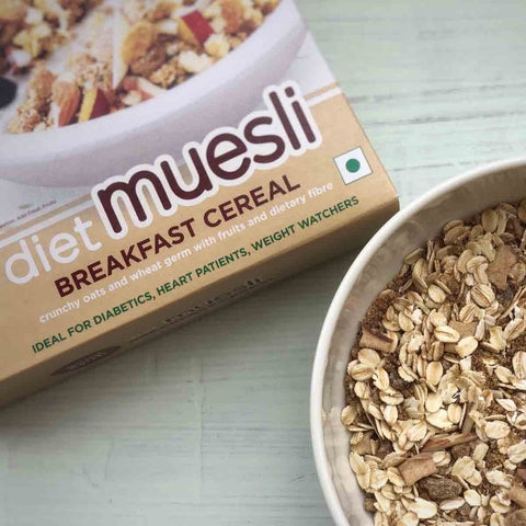 Diet Muesli Breakfast Cereal