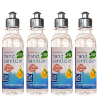 Disinfectant Hand Sanitizer (Citrus)- 4 x 200 ml (Pack of 4)