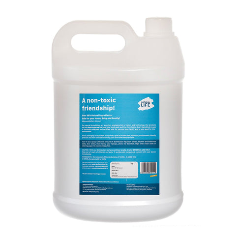 Disinfectant Surface Sanitizer (Citrus)
