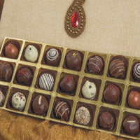 Diwali Delight with Belgian Praline Chocolates