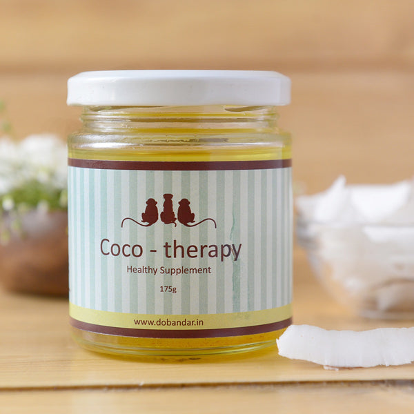 Coco-Therapy Supplements For A Furry Friend at Qtrove