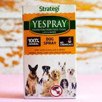 Dog Spray (Anti-Ticks, Fleas, Lice and Mites Spray)