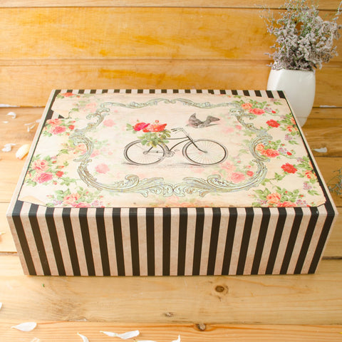 Vintage Cycle Package Hamper